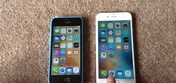 Image result for iPhone 5C vs iPhone 6