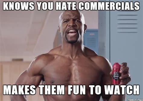 Terry Crews Old Spice Meme - good guy terry crews meme guy