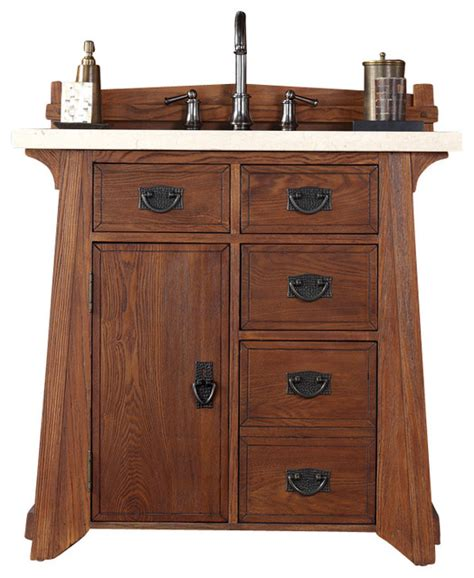 Craftsman Vanity Cabinet by Martin Pasadena 36 Quot Single Vanity Cabinet Cabinet