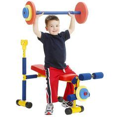 fun and fitness weight bench for kids 1000 images about toys for child psych class on pinterest