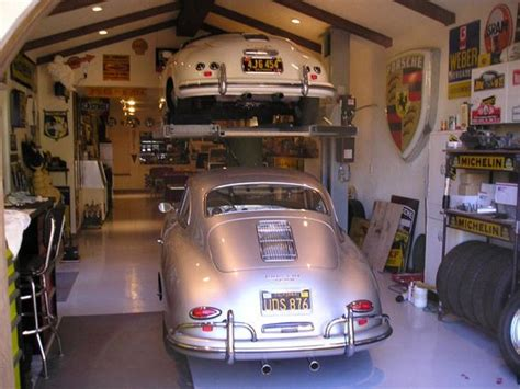 porsche garage decor 1000 images about garage on pinterest
