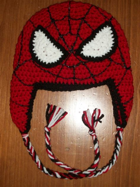 pattern for crochet spiderman hat 40 best happy chemo hats images on pinterest