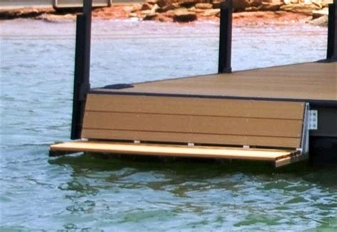 swimming bench swim bench dock bench lake hartwell lake keowee lake