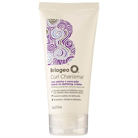 briogeo curl charisma rice amino avocado leave in 1000 images about hair on pinterest cruelty free