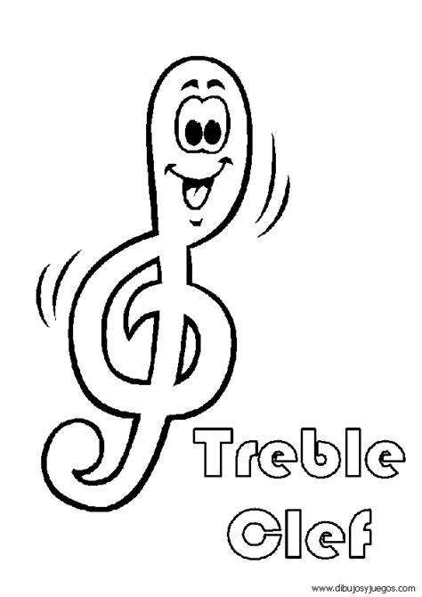 imagenes musicales para pintar notas musicales para colorear imagui