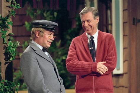 Director and ?Mr. McFeely? Discuss ?Won't You Be My