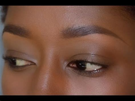 Eyebrow Shaping On African Americans | groom your eyebrows worldnews com