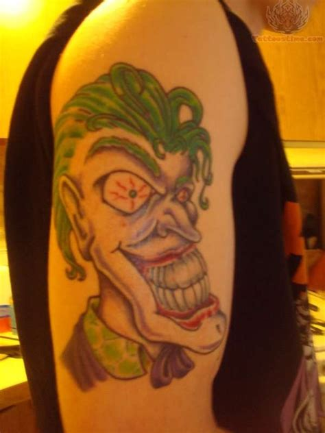 latino clown tattoo latino clown tattoos