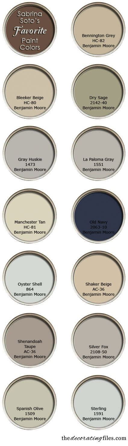 choosing paint color sabrina soto s favorite colors