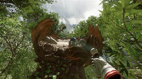 Kualitas Bagus Robinson The Journey Ps Vr how crytek s robinson the journey brings the of adventure to vr