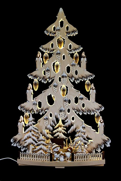 tree lights net triangle light triangle fir tree with cones snow balls and white
