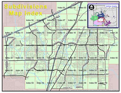 map of allen texas planning regulations maps allen tx official website