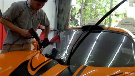 Cermin Tingkap Kereta panduan pemasangan cermin gelap tinted