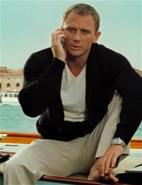 Bond Wardrobe by Casino Royale 2006 Fashion In