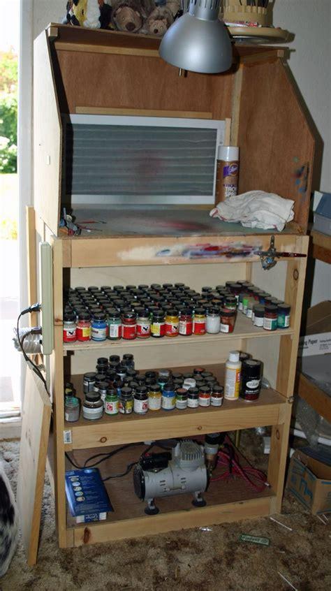 best 25 paint booth ideas on spray paint