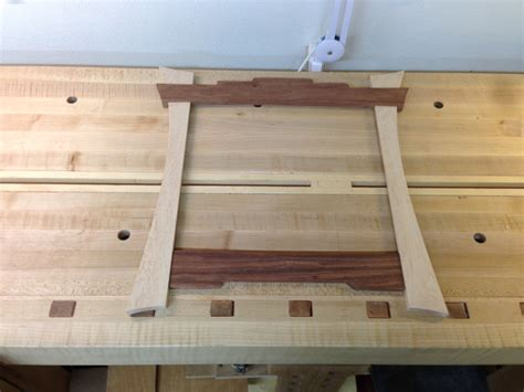 wood whisperer mirror frame wood shop blog