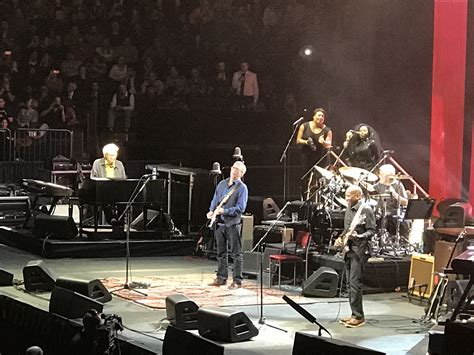 eric clapton at square garden monday march 20th