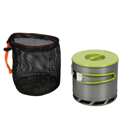 Portable Pot 1 2 L Cing Kitchen Utensils Outdoor Pot Portable Heat