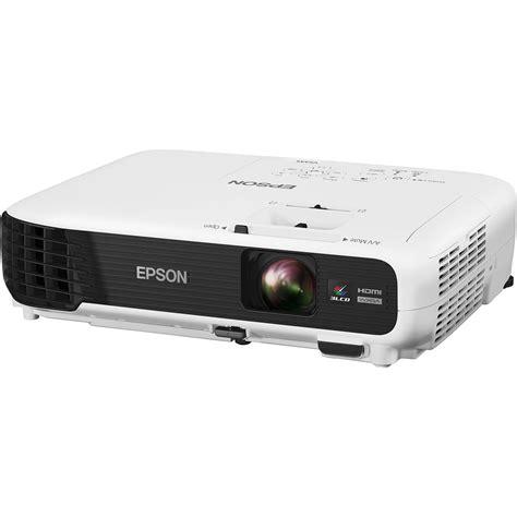 Proyektor Wxga Epson Vs345 3000 Lumen Wxga 3lcd Business Projector V11h718220