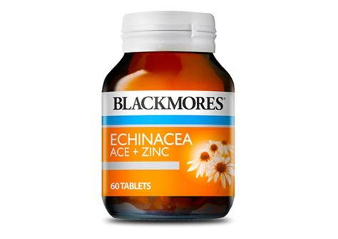 Vitamin Ace Blackmores blackmores echinacea ace zinc 60 tablets