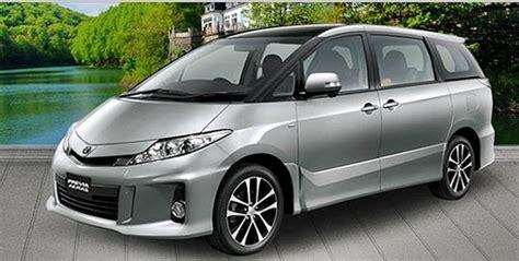 Toyota Estima 2019 by 2019 Toyota Estima Pricing Specs Design Toyota Wheels