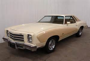 1976 Chevrolet Monte Carlo Chevrolet Monte Carlo For Sale Hemmings Motor News