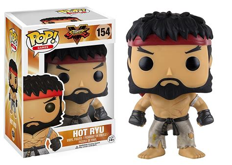 Funko Pop Ryu Fighter fighter funko pop figures now available idealist