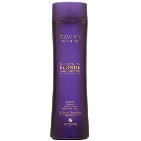 The Cavier Sho Conditioner 250ml alterna caviar brightening conditioner