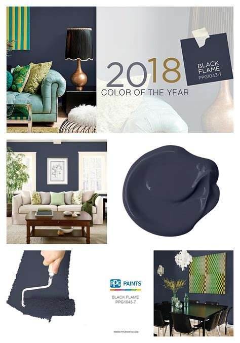 2018 colors of the year