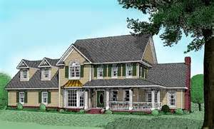 House Plans Country Style Country Style House Plans 3272 Square Foot Home 2