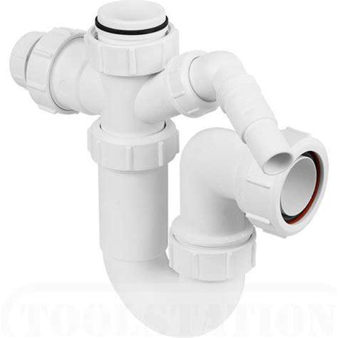 kitchen sink waste traps combi boiler discharge mcalpine waste trap diynot forums