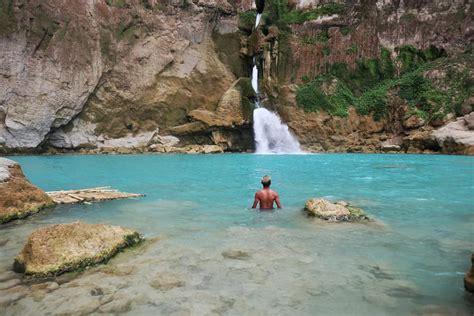 matayangu waterfall sumba tengah ntt indonesia ntt