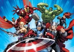 Iron Man Wall Mural avengers comic wallpaper wallpapersafari
