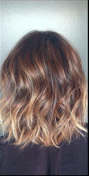 dirty blonde ombre short subtle brunette ombre and highlights i want this for my