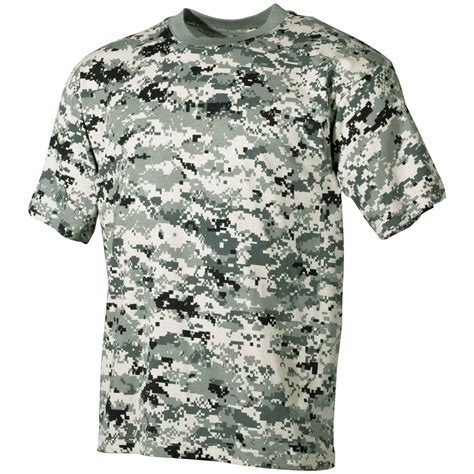 Hoodie Sweater Army April Merch tactical mens t shirt top army metro digital camouflage s 3xl ebay