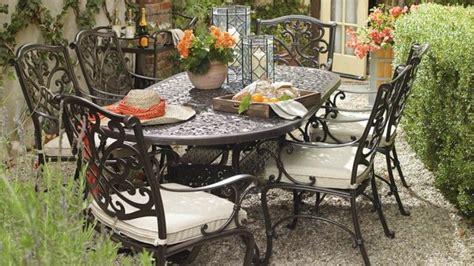 Table Fer Forg Ext Rieur 930 by Mobilier Pour Un Coin Repas Ext 233 Rieur 48 Id 233 Es Magnifiques