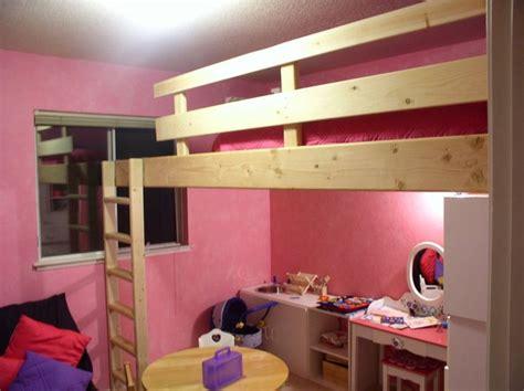diy wall mounted loft bed  diy expert  im