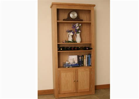 Large Bookcase With Doors Andrena Elements Large Bookcase Open With 2 Doors Midfurn Furniture Superstore