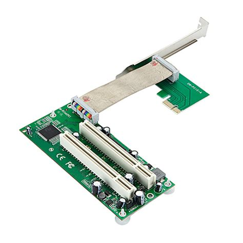 buy wholesale pci express x1 to pci adapter from