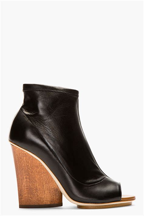 maiyet stretch wedge ankle boots