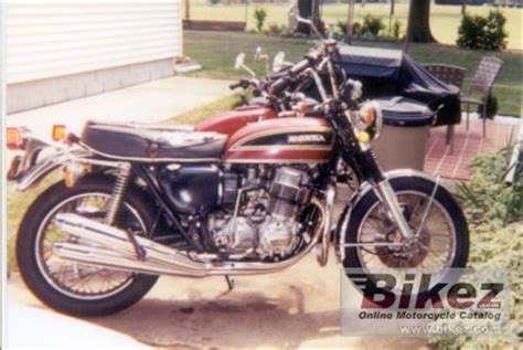 1973 honda cb 750 f specifications and pictures