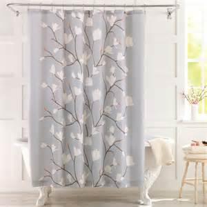 Cherry Blossom Shower Curtain » Home Design 2017