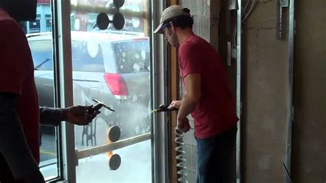 window security film how to install security film on tempered glass commercial