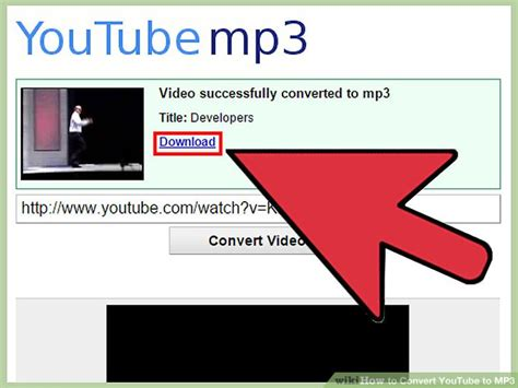 you tub to mp 3 ways to convert youtube to mp3 wikihow