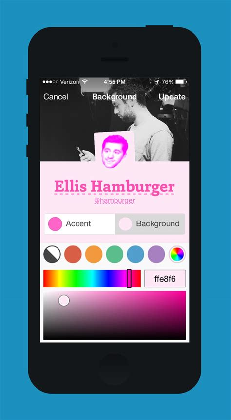 tumblr adds blog theme customization to its ios and tumblr s ios app now supports theming