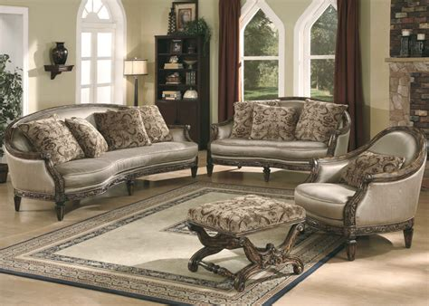 Formal Living Room Furniture Benetti S Italia Cosenza Sofa Set