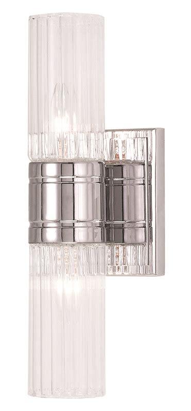 Ada Compliant Bathroom Fixtures Livex Lighting 50692 Midtown 2 Light Ada Compliant Bathroom Vanity Fixture Shown In Chrome