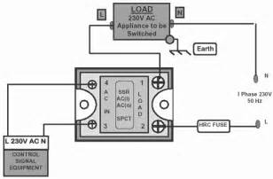 solid state relay delabs schematics electronic circuit