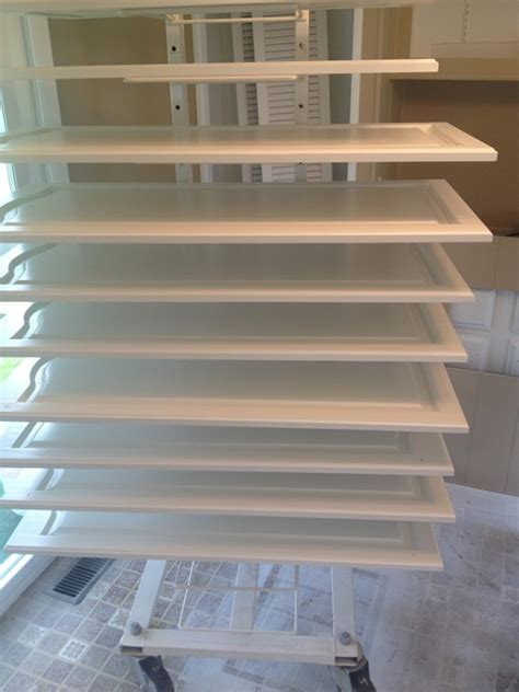 cabinet drying rack cabinet drying racks painting guys