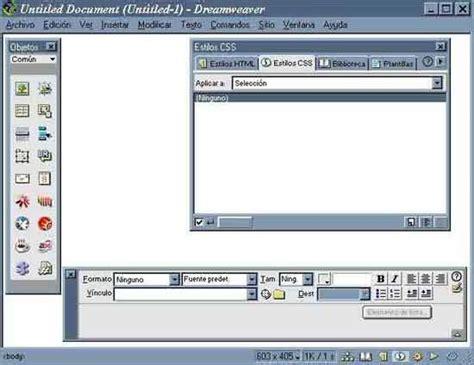 tutorial dreamweaver cs6 español gratis tutorial de dreamweaver